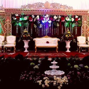 dekorasi pernikahan semarang, suryo kusumo decoration